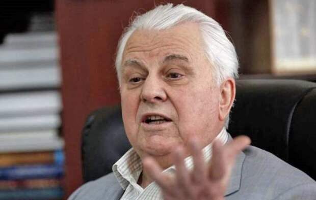 Кравчук выдвинул условие для переговоров по Донбассу в Минске