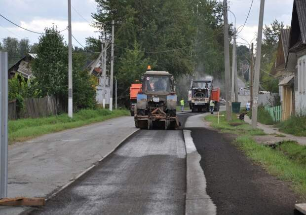Воткинск дополнительно получит 150 млн рублей на ремонт 11 дорог