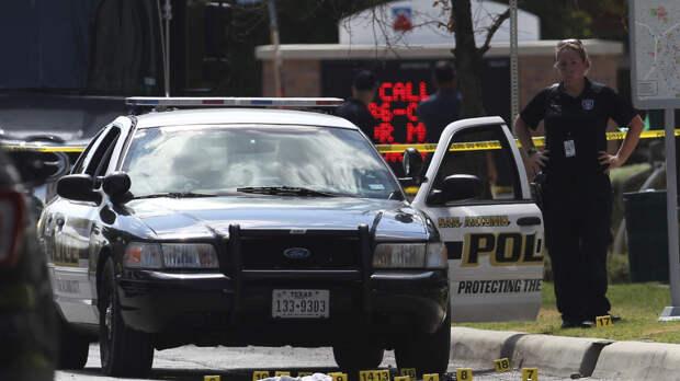 Полицейский из Хьюстона выстрелил в голову годовалому афроамериканцу