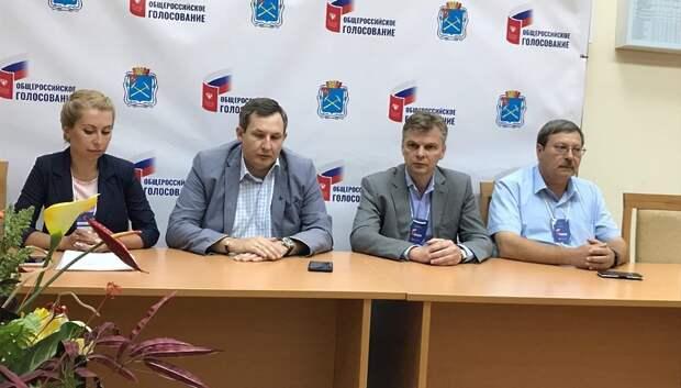 Более 40 общественников Подольска стали наблюдателями на выборах