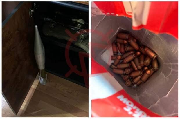 СМИ: в квартире Гудкова обнаружены боевые патроны