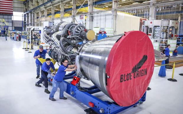 Американцы нашли замену двигателю РД-180