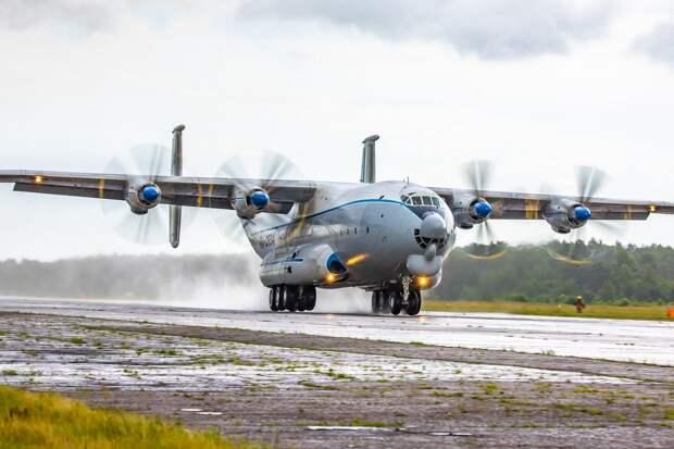 В небо над Тверской областью поднялся самый большой в мире турбовинтовой самолёт