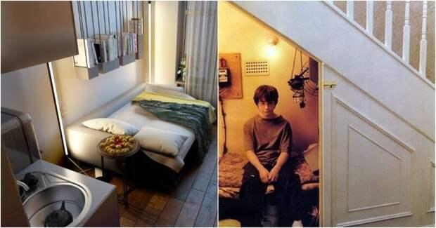 5 самых маленьких квартир в Москве за немаленькие деньги
