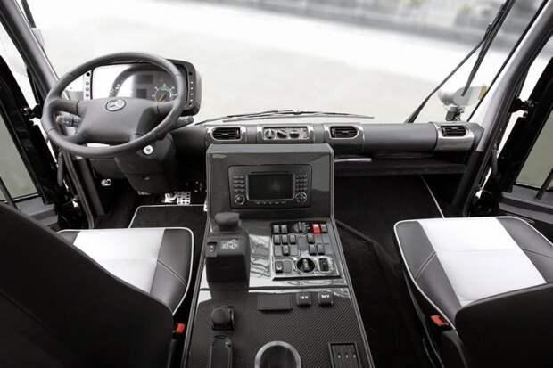 """Самые необычные амплуа немецкой """"Шишиги"""" - Mercedes Unimog mercedes, unimog"""