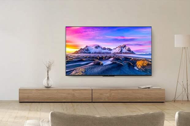 Представлены недорогие телевизоры Xiaomi Mi TV P1 с поддержкой HDMI 2.1, Dolby Vision, MEMC и новым пультом