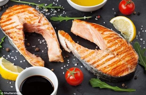 Не реже раза в неделю следует есть жирную рыбу здоровый образ жизни, легенды, наука и жизнь