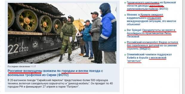 Как российские либералы испугались российской армии