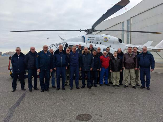 Специалисты Московского авиацентра восемнадцать лет тушат пожары и спасают людей на территории столицы