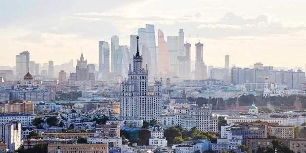 Москва улучшила свои показатели в цифровой трансформации городов