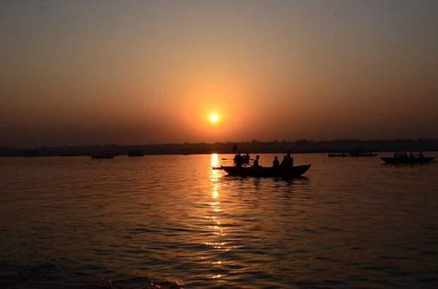 В Индии тела умерших от коронавируса людей выловили из реки Ганг