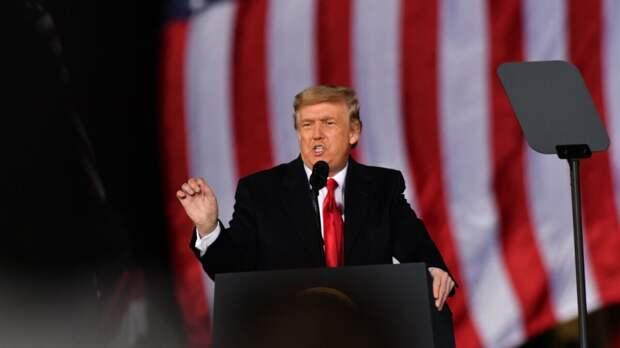 Трамп отказался «отдавать» Белый дом и пообещал «адскую битву»