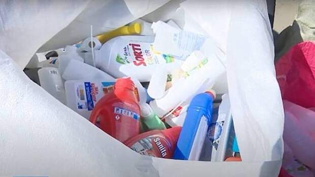 750 кг отходов сдали магаданцы на майских праздниках для переработки