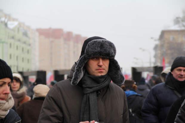 Политическая педофилия Навального: избирательное право – грудничкам