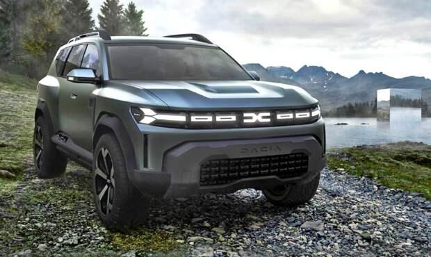 В Renault Group рассказали о кроссовере Lada и новом Duster