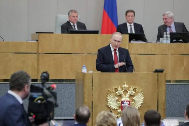 Путин показал себя сильным президентом, приняв предложение Терешковой