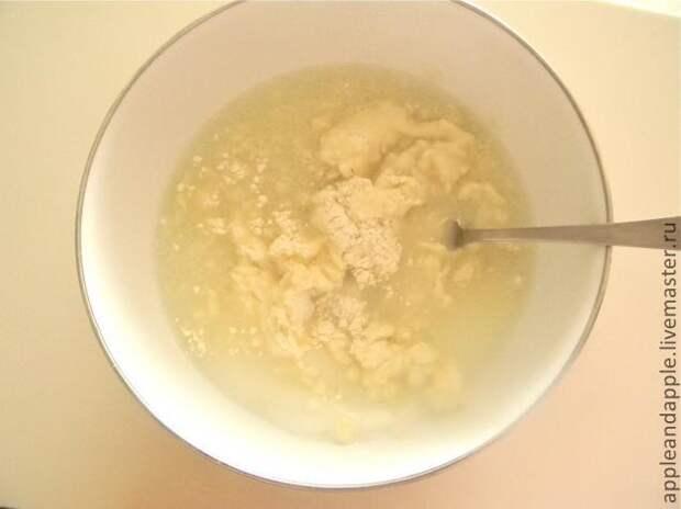МАСТЕРИЛКА. Рецепт самодельного пластилина