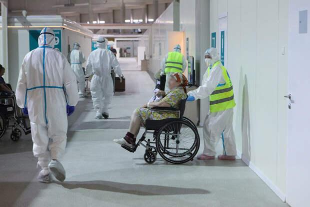 Оперштаб ответил на сообщения о начале третьей волны коронавируса в России