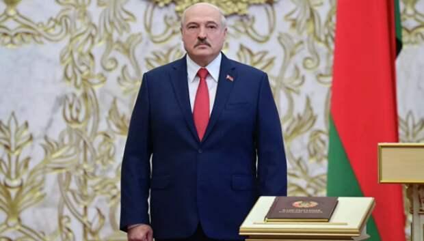 Александр Лукашенко ответил на призыв Макрона уйти в отставку