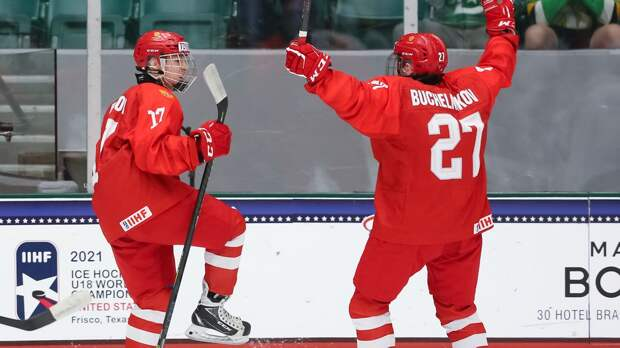 Сборная России сыграет с Финляндией в полуфинале юниорского чемпионата мира