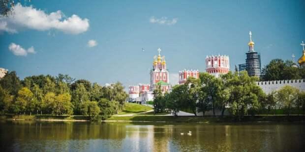 Собянин рассказал о возобновлении реставрационных работ в Москве. Фото: mos.ru