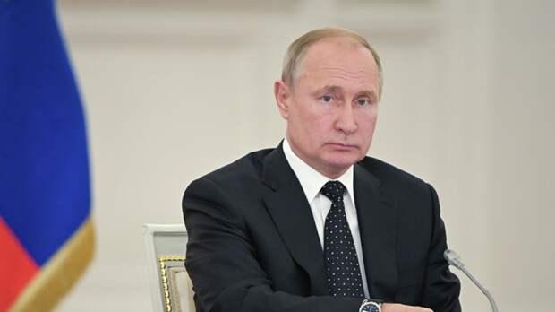 В Кремле прокомментировали возможность визита Путина в США