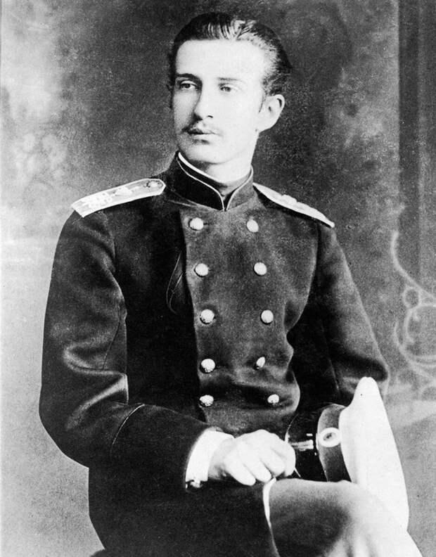 Николай Константинович. Вор, изгнанный из царской семьи, но - лучший из Романовых