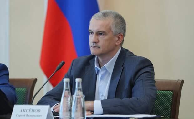 Глава Крыма заявил о расширении перечней отраслей, пострадавших от распространения коронавируса