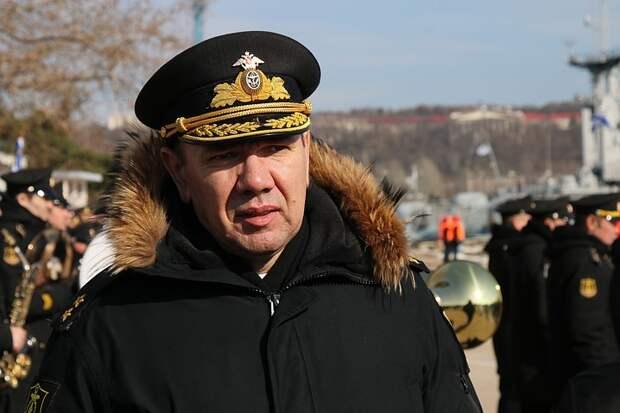Командующий Северным флотом заявил о росте активности сил НАТО в Арктике