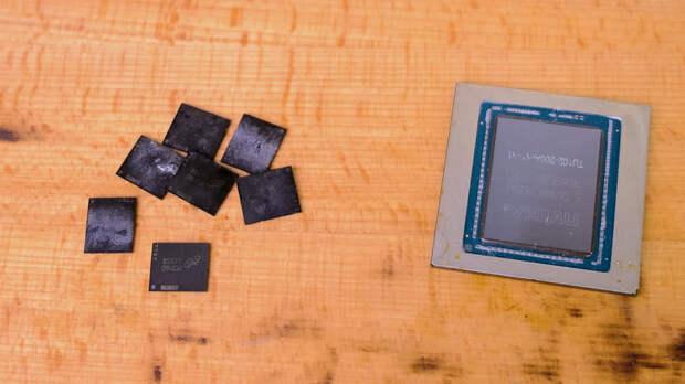 Энтузиаст доказал, что GeForce RTX 2080 Ti поддерживает 22 Гбайт памяти GDDR6— вдвое больше стандартного объёма