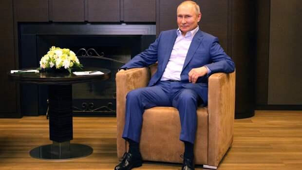 Путин оценил показатели выполнения гособоронзаказа в 2020 году