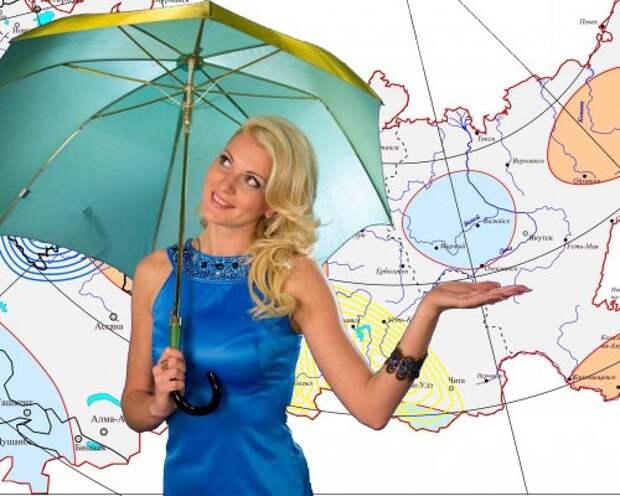В Карелии ожидается дождливая погода