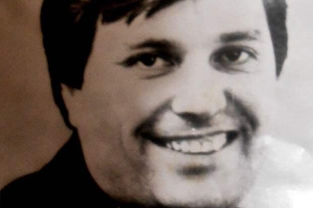 Борис Леушин - 1 секретарь Татарского ОК ВЛКСМ. 1982 год