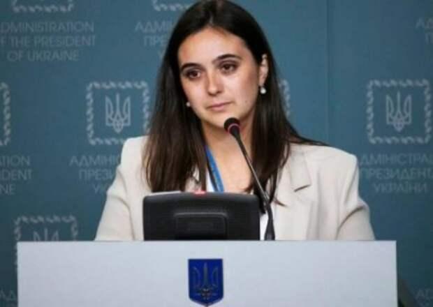 Пресс-секретарь Зеленского пообещала украинским крестьянам добрых западных хозяев