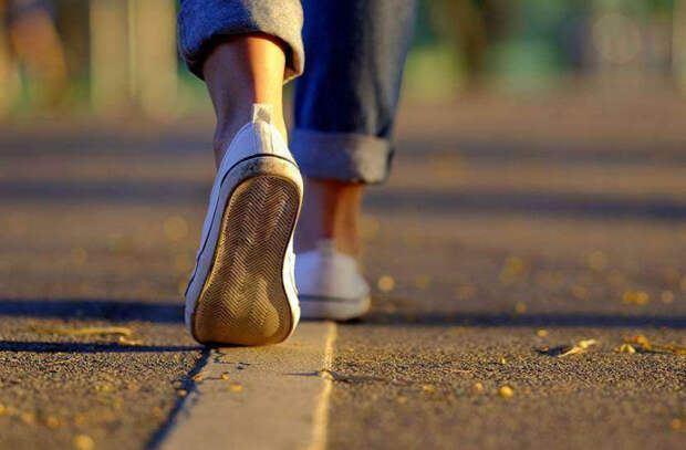 Полезно ли ходить пешком? 10 преимуществ