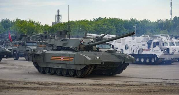 «Уралвагонзавод» решил проблемы с двигателями и тепловизорами «Арматы»