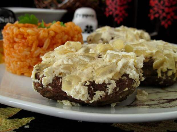 Печёночные котлеты по-варшавски. Это блюдо смело можно назвать - произведением искусства! 2