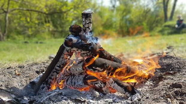 Беспечных крымчан будут штрафовать за шашлыки во дворах