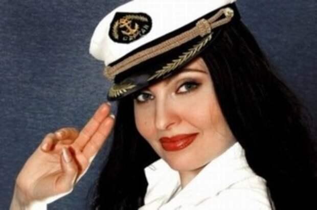 Популярная в 1990-х гг. певица Светлана Владимирская   Фото: kaleda.ru