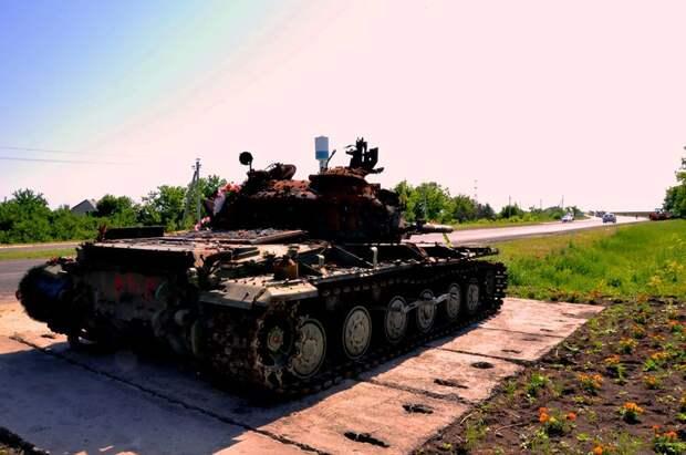 Дорога жизни: герои ЛНР в жестоких боях отстояли путь к России (ВИДЕО)