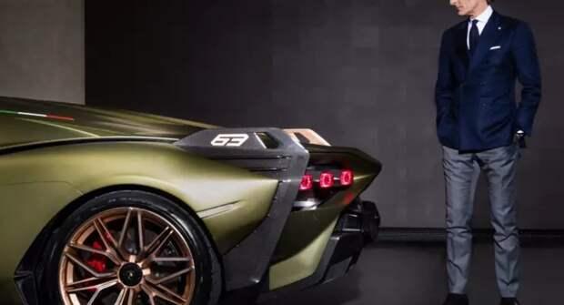 Lamborghini назвала сроки появления первого электромобиля