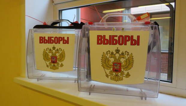 Мособлизбирком утвердил окончательные итоги голосования по поправкам в Конституцию