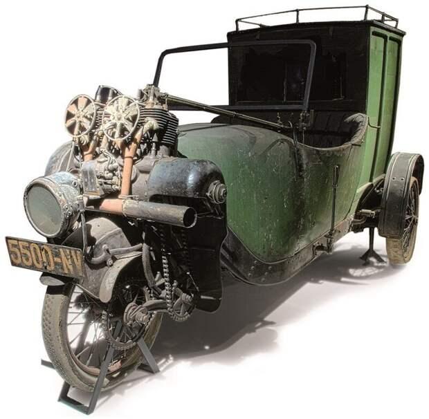 20 автомонстров из прошлого, которые заставят вас воскликнуть - что это такое? авто, автомир, интересное, монстры, странные