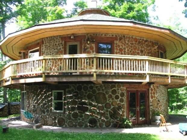 Глиночурка: технология строительства дома из дров и глины