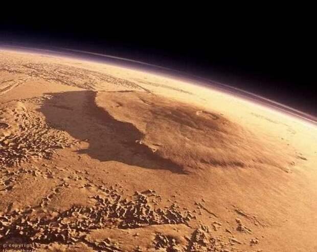 В документах ЦРУ нашли беседу с экстрасенсом, который поведал о древних жителях Марса