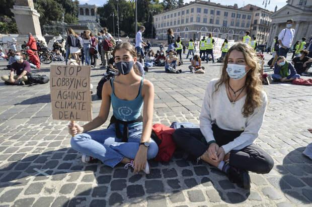 Как изменение климата становится фактором международных отношений