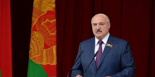 Лукашенко предупредил о реакции Белоруссии на санкции