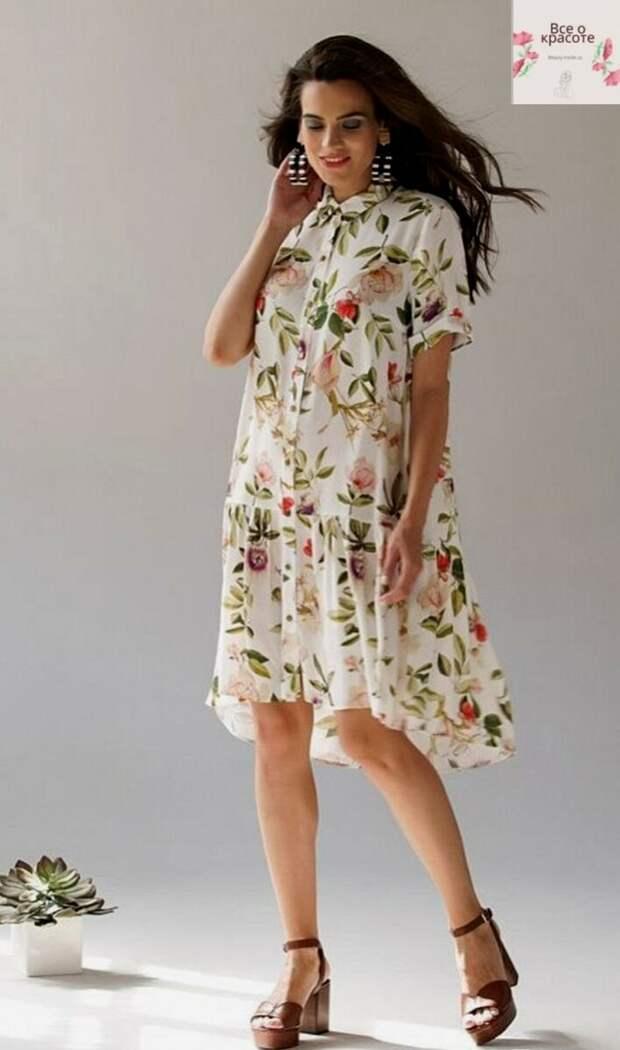 Нежные, прелестные льняные платья, как самый элегантный тренд сезона лета 2021: восхитительные образы!