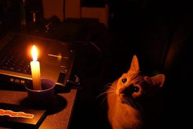 В Краснодаре жители целого микрорайона остались без света