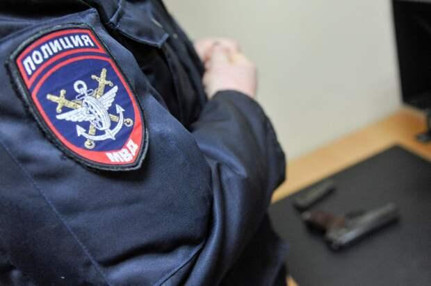 На Флотской задержан подозреваемый в распространении наркотиков